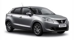 SUZUKI Baleno or similar